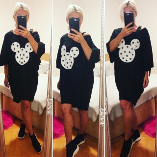 Maxi tunika MICKEY