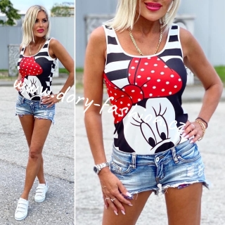 Body / plavky MINNIE MOUSE